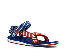 Teva Original Universal 4th of July Flat Sandal