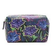 Mix No. 6 Floral Tropical Cosmetic Bag