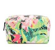 Mix No. 6 Green Tropical Cosmetic Bag