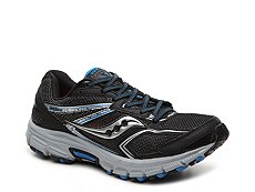 Saucony Grid Cohesion TR 9 Plush Trail Running Shoe - Mens