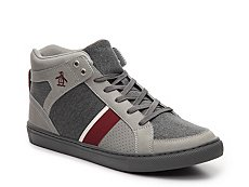 Original Penguin Spector Pect High-Top Sneaker