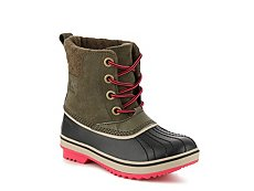 Sorel Slimpack II Girls Youth Duck Boot