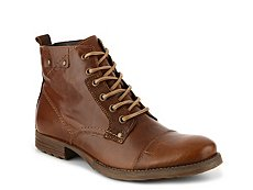 Bullboxer Selden Cap Toe Boot