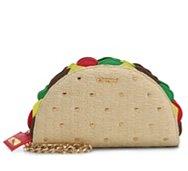Betsey Johnson Taco Wristlet