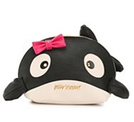 Betsey Johnson Whale Cosmetic Bag