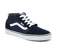 Vans Chapman Suede Mid-Top Sneaker - Mens