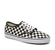 Vans Camden Deluxe Checkers Sneaker