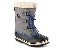 Sorel Yoot Pac Boys Youth Snow Boot