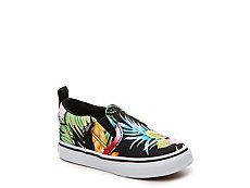 Vans Asher Tropical Girls Infant & Toddler Slip-On Sneaker