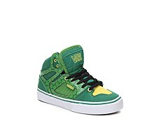 Vans Allred Reptile Boys Toddler & Youth High-Top Sneaker
