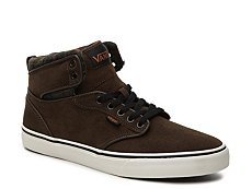 Vans Atwood Hi Suede High-Top Sneaker - Mens