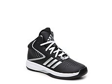 adidas Cross 'Em Up 2016 Boys Toddler & Youth Basketball Shoe