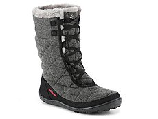 Columbia Minx Mid II Wool Snow Boot