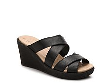 Crocs A-Leigh Wedge Sandal