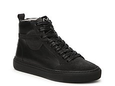 Modern Vintage Gials 2 Leather High-Top Sneaker