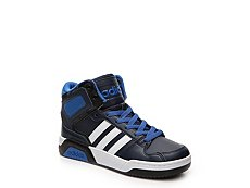 adidas NEO BB9TIS Boys Toddler & Youth Basketball Shoe
