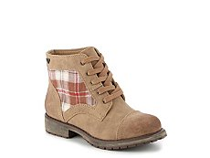 Roxy Sloane Girls Toddler & Youth Combat Boot