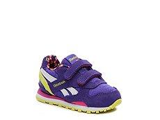 Reebok GL 3000 Girls Infant & Toddler Sneaker