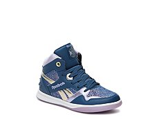 Reebok Street Stud Girls Toddler & Youth High-Top Sneaker