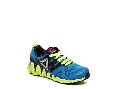 Reebok Zig Big N Fast Fire Boys Toddler & Youth Running Shoe