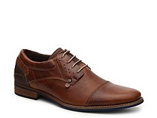 Bullboxer Trevos Cap Toe Oxford