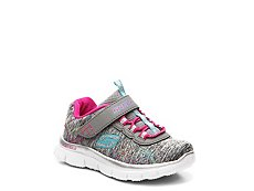 Skechers Skech Appeal Fabtastic Girls Toddler Sneaker