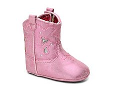 Jessica Simpson Sammi Girls Infant Western Crib Boot