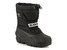 Sorel Cub Boys Toddler & Youth Snow Boot