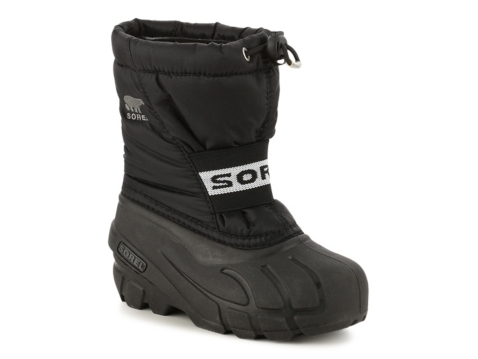Toddler Boy Snow Boots Size 5 | Homewood Mountain Ski Resort