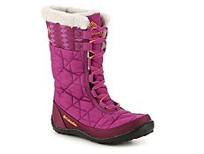 Columbia Minx Mid II Girls Youth Snow Boot