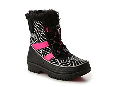 Sorel Tivoli II Girls Youth Snow Boot