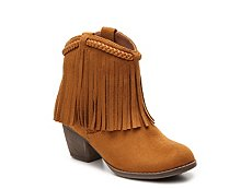 Rock & Candy Rattlin Girls Youth Western Boot