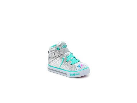 skechers twinkle toes sweetheart girls toddler light up. Black Bedroom Furniture Sets. Home Design Ideas
