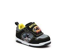 Warner Bros Batman Boys Toddler Light-Up Sneaker