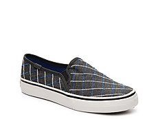 Keds Double Decker Palid Slip-On Sneaker - Womens