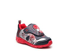 Marvel Spiderman Boys Toddler Light-Up Sneaker