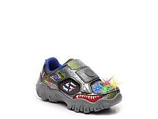 Skechers Damager III Game Kicks Boys Toddler & Youth Light-Up Sneaker