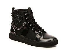 Beverly Feldman Bafi High-Top Sneaker