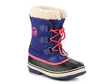 Sorel Yoot Pac Girls Youth Snow Boot