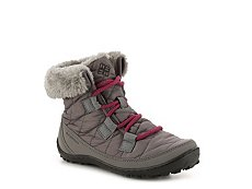 Columbia Minx Shorty Girls Youth Snow Boot
