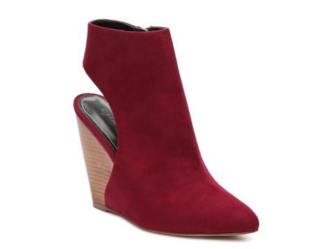 charles by charles david india wedge bootie dsw