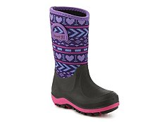 Kamik Bluster2 Girls Youth Snow Boot