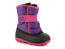 Kamik Snow Bug 3 Girls Toddler Snow Boot