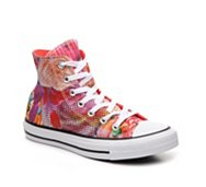 Converse Chuck Taylor All Star Digital Floral Print High-Top Sneaker
