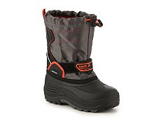 Kamik Snowcoast Boys Youth Snow Boot