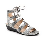 CL by Laundry Most Reptile Wedge Sandal