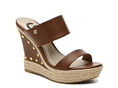 G by GUESS Decaf Wedge Sandal
