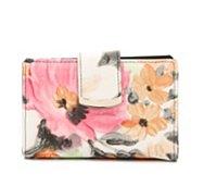 Kelly & Katie Pastel Floral Indexer Wallet