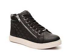 Steve Madden Decaff High-Top Sneaker