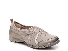 Skechers Relaxed Fit Bikers Satin Dream Slip-On Sneaker